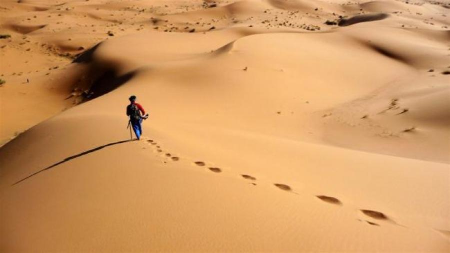 التائه في صحراء دوز يروي تفاصيل عودته من الموت..