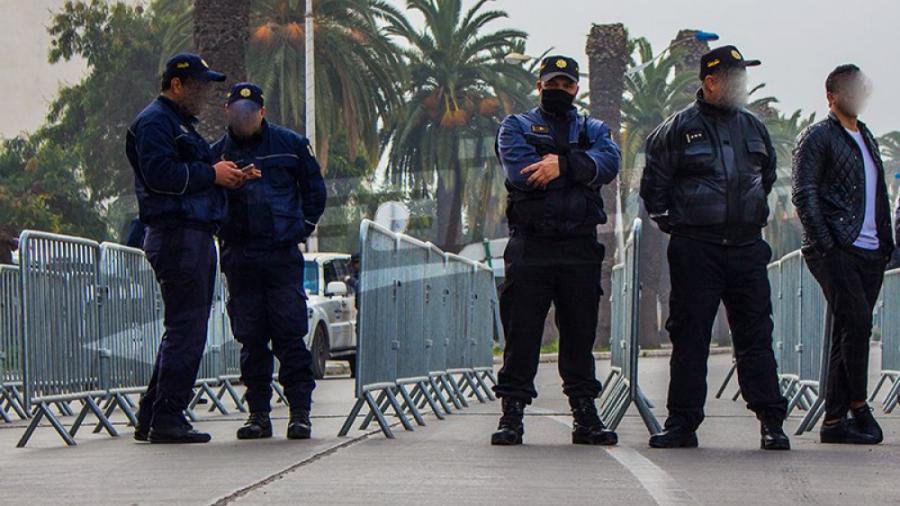 الحيوني: إجراءات أمنية مشدّدة تحسبا لأي تهديد إجرامي أو إرهابي