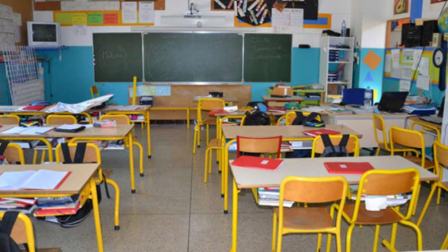 إضراب بيومين في قطاع التعليم الأساسي