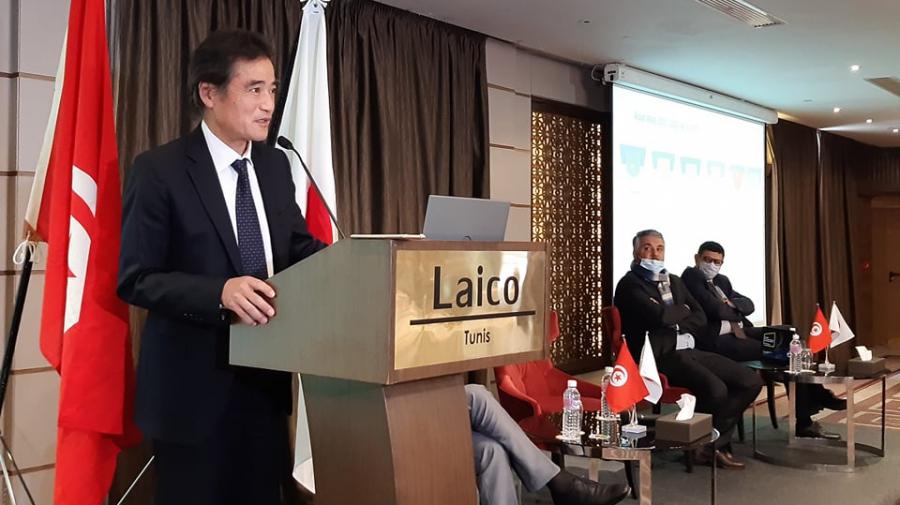 سفير اليابان: مؤتمر ''تيكاد'' فرصة لدفع استثماراتنا بتونس