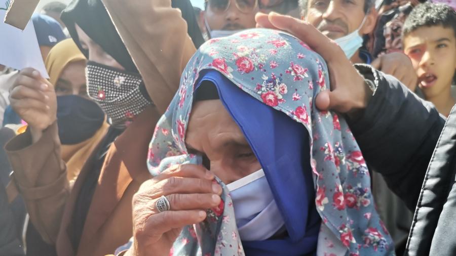 تطاوين: أهالي الموقوفين يطالبون بإطلاق سراح أبنائهم