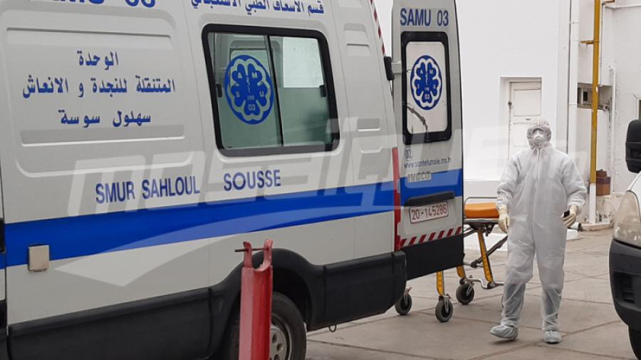 كورونا: عدد الوفيات يتخطى حاجز ال9 آلاف مع تسجيل 1866 إصابة جديدة