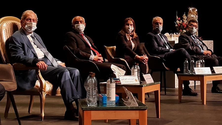 الناصر: للمنظمات الإجتماعية دور هام في حل نزاعات قد تستعصي على الأحزاب