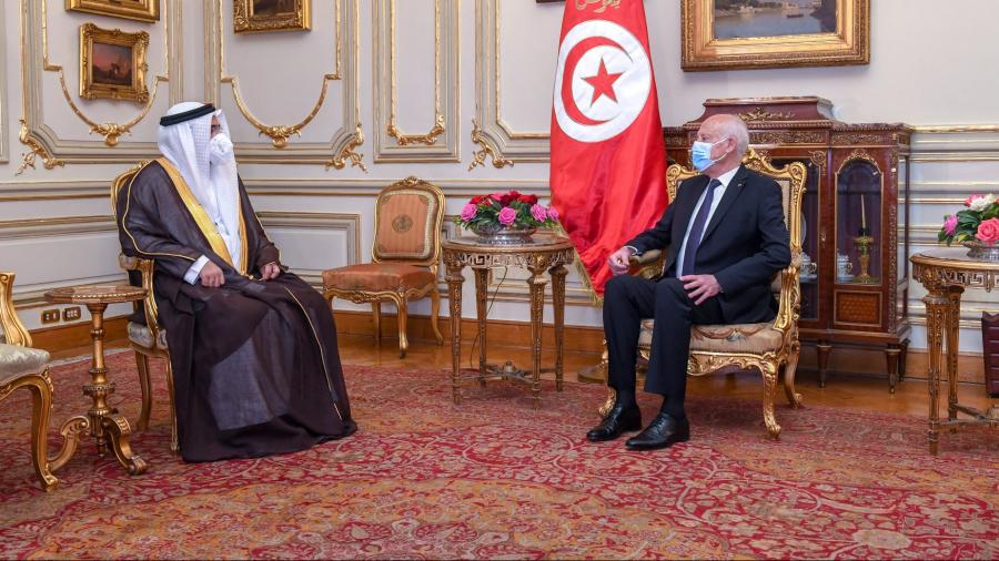 سعيد يؤكد على دور البرلمان العربي في تحصين المجتمعات من التطرف والتخلف