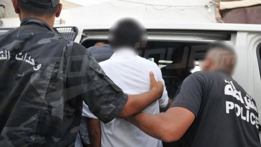 بنزرت: إيقاف خمسة أشخاص ينشطون في شبكة ترويج مخدرات