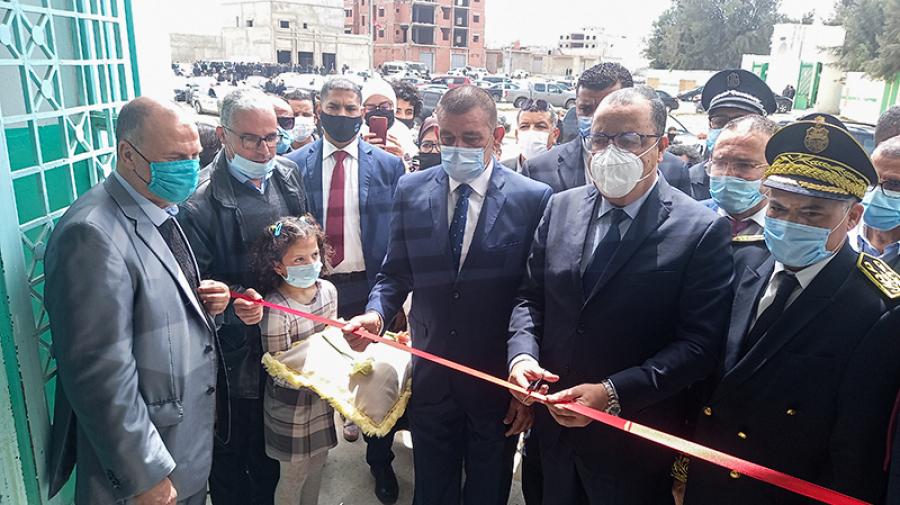 المشيشي خلال تدشين مستشفى ميداني بالقيروان: نقص فادح في الإطار الطبي