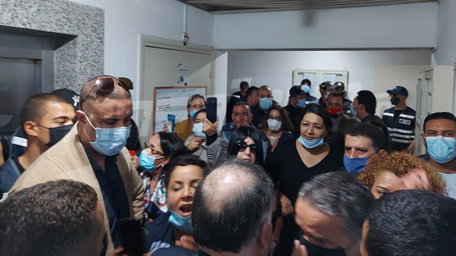 نقابة الصحفيين: اقتحام الأمن لمقر 'وات' سابقة خطيرة في الشأن الإعلامي