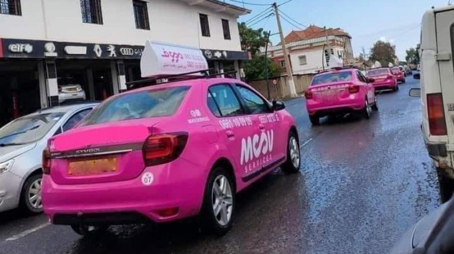 الجزائر: ''تاكسي'' للنساء فقط