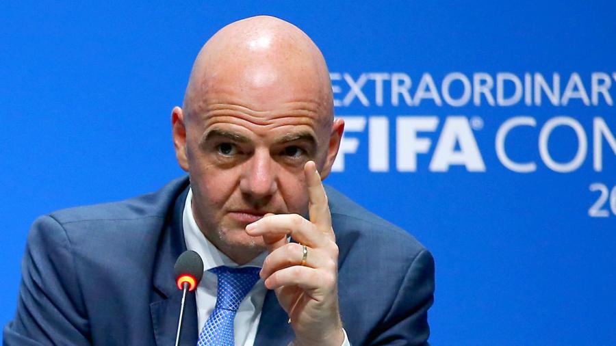 أول تعليق من رئيس الفيفا: نعارض والأندية المنشقّة ستتحمل العواقب
