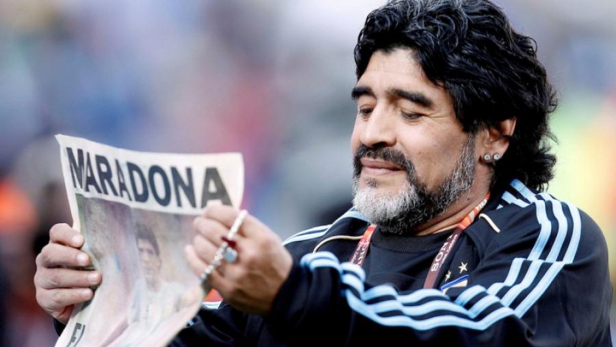 تقرير حاسم يكشف معلومة خطيرة عن وفاة الأسطورة مارادونا