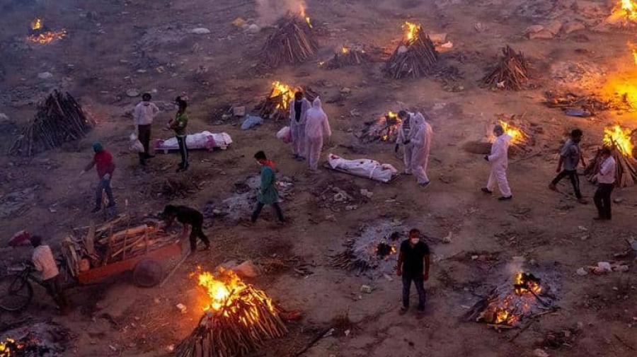 أكثر من 23 مليون إصابة بكورونا في الهند
