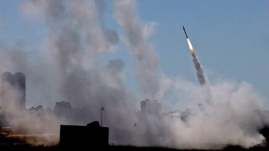 سقوط صواريخ من جنوب لبنان على الأراضي المحتلّة