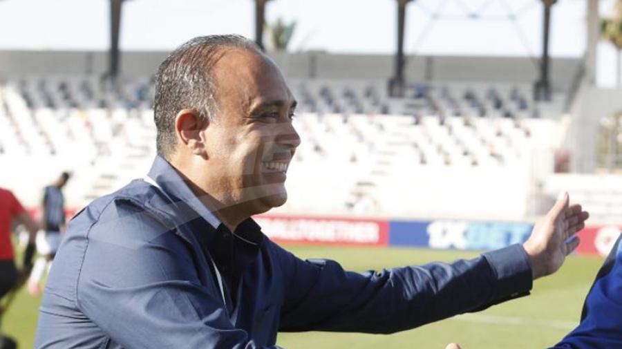 حمادي الدو: لدينا مشاكل.. و يجب الوقوف مع شواط