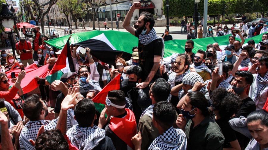 الأطباء الشبان: نحمل القضية الفلسطينية في قلوبنا ونريد المساعدة