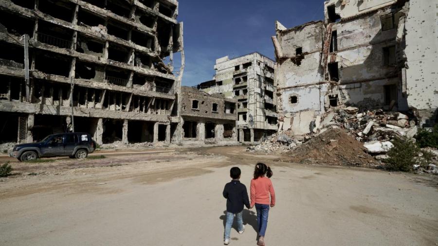 غرفة طوارئ لإشراك العمالة المصرية في إعادة إعمار ليبيا