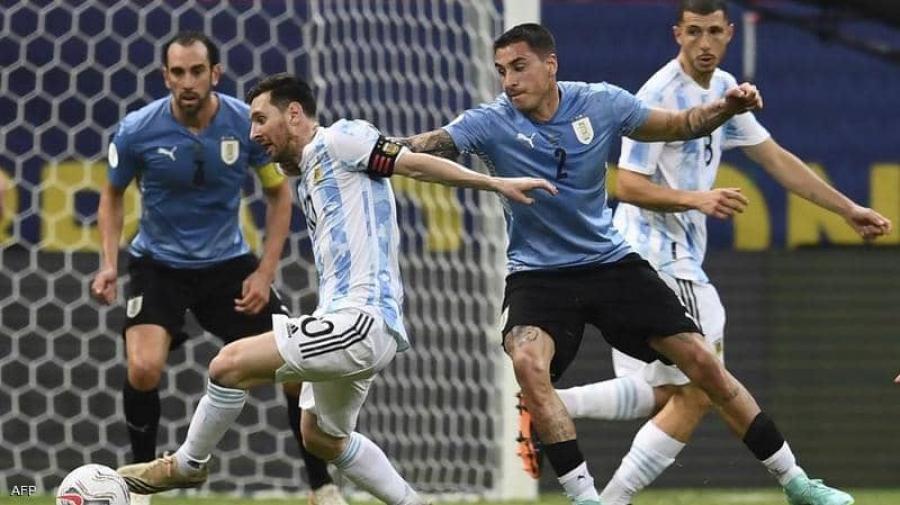 الأرجينتين تحقق انتصارها الأول في كوبا أمريكا