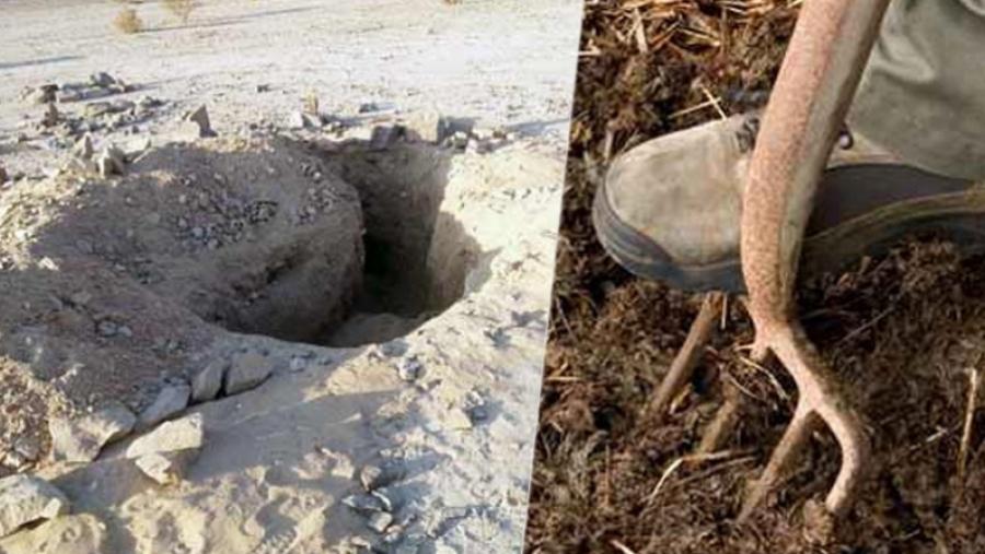 تبرسق: حفر جُبّا بحثا عن الكنوز.. فمات فيه