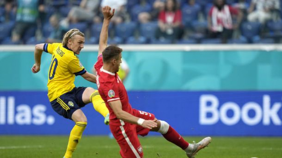 يورو 2020: إسبانيا بالقوة الخامسة.. والسويد تبكي ليفاندوفسكي
