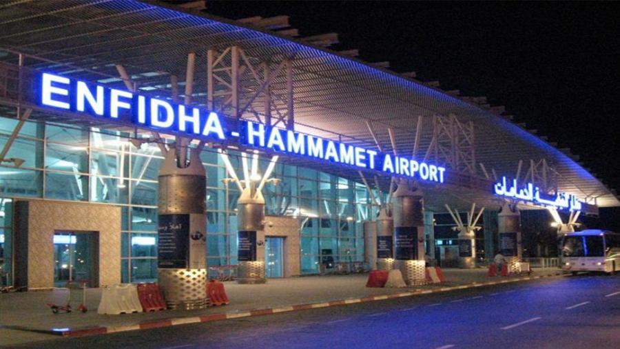 غلق مطار النفيضة الحمامات الدولي بسبب إضراب الأعوان