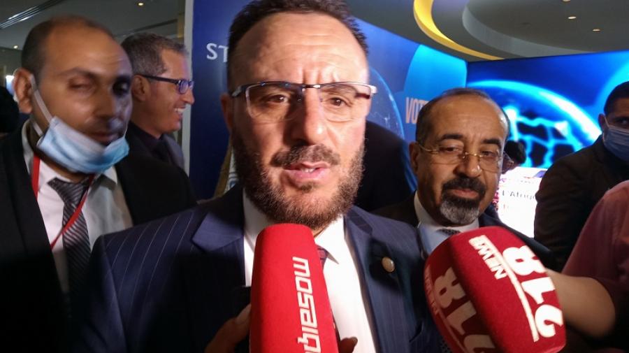 أبوهيسة: نتمنى نسخة للفجة الصناعية بليبيا بأيادي وخبرات تونسية
