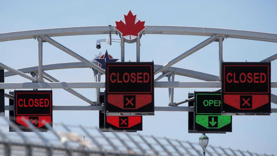 كندا تفتح حدودها أمام الأميركيين بشرط