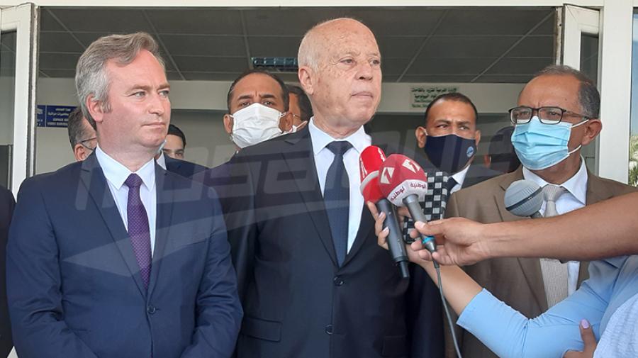 سعيد يتهم وسائل إعلام بالتعتيم: جلود أضاحي قبل نشاطي في نشرة الأنباء