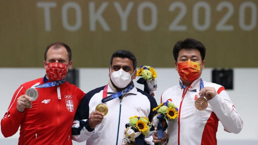 أولمبياد طوكيو: من المستشفيات إلى منصة التتويج..قصة الممرّض جواد فورغي