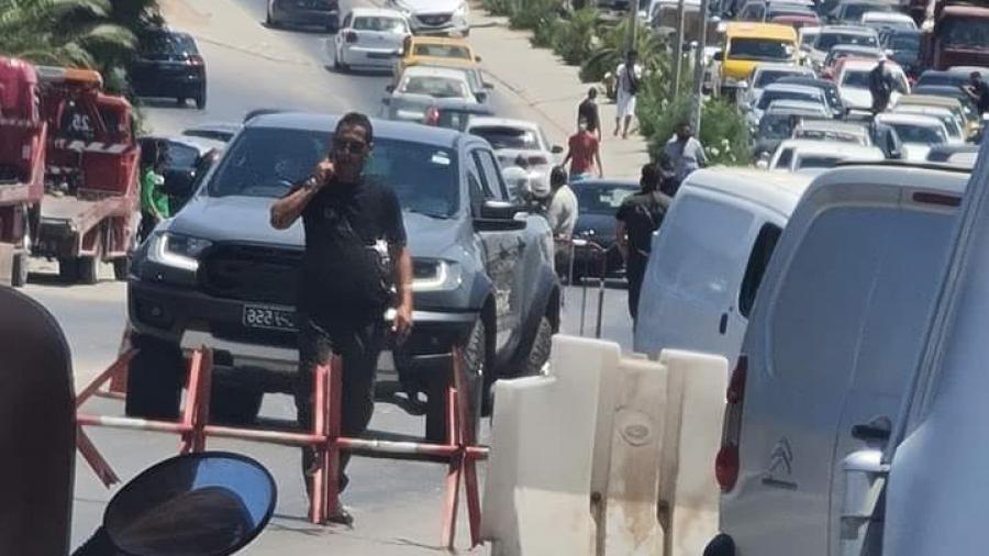 معتمد الحمامات: منع التنقل اجراء عادي في ظل الحظر الموجّه
