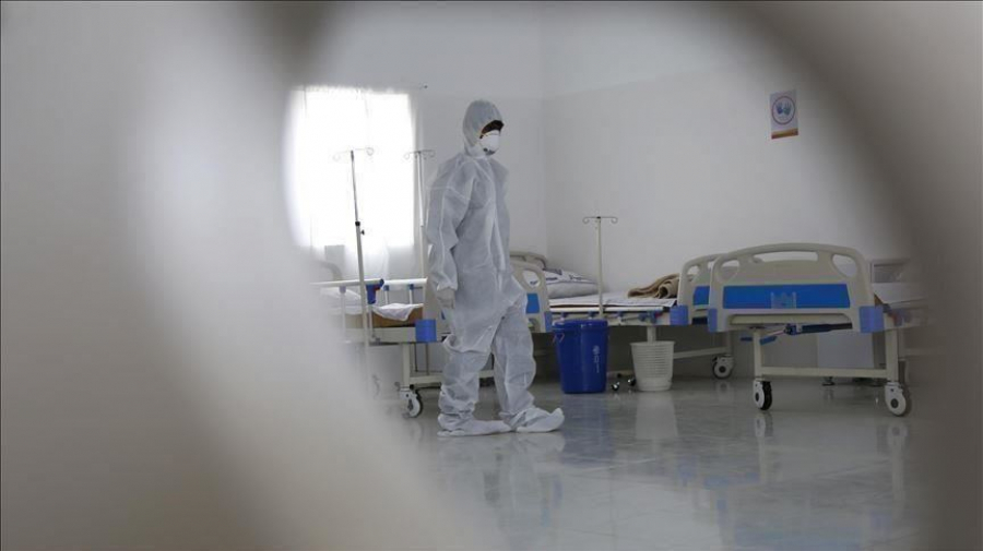 167 وفاة جديدة بكورونا و3508 إصابة جديدة