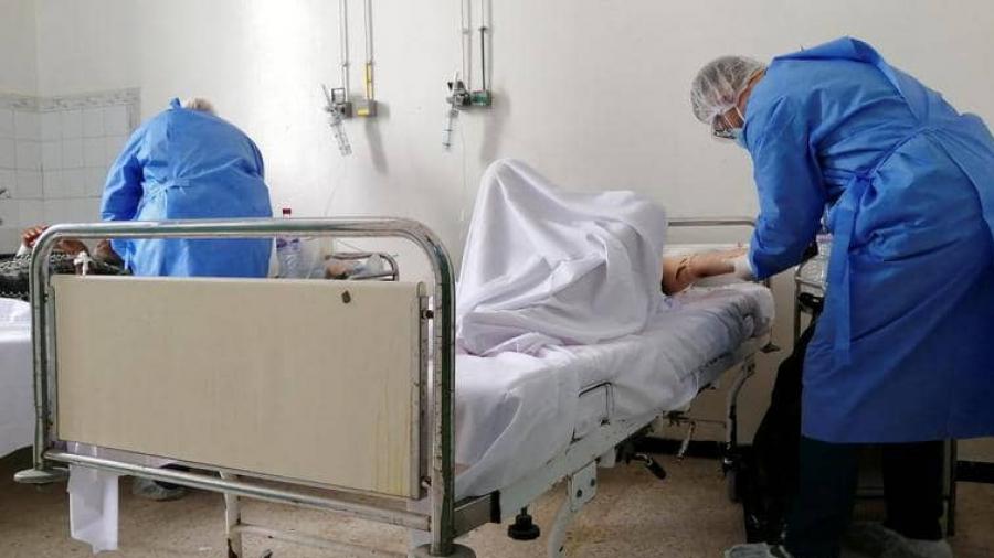 122 وفاة جديدة و2546 إصابة بفيروس كورونا