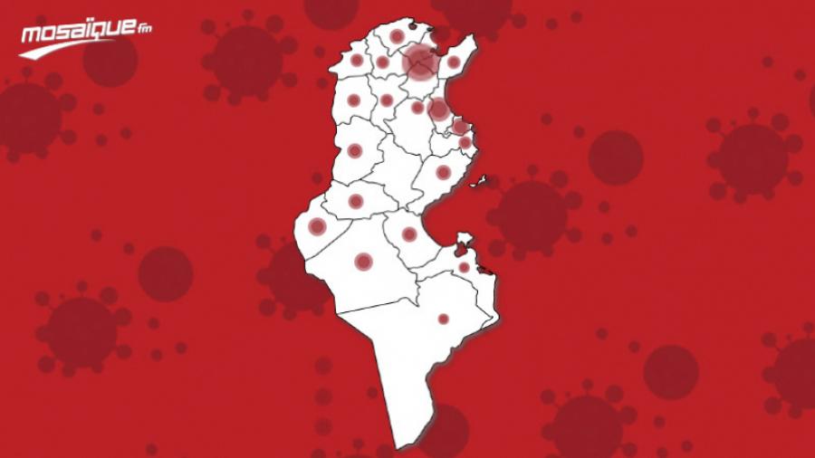 كورونا: 22 وفاة و3552 إصابة جديدة