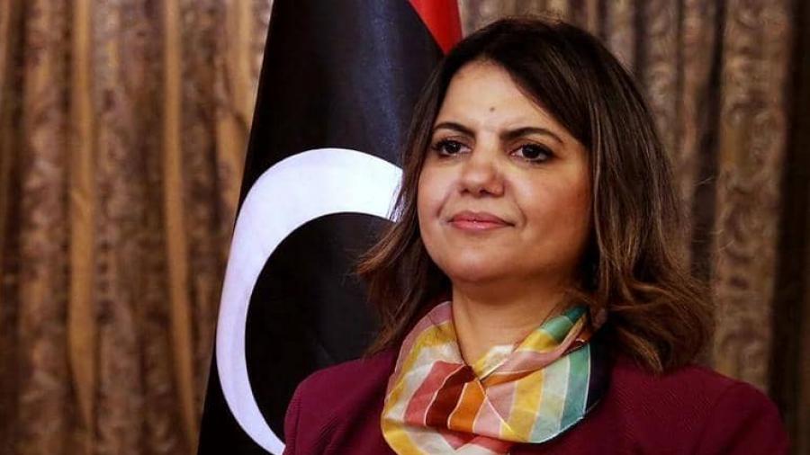 ليبيا: النائب العام بطرابلس يهدد بمقاضاة وزيرة الخارجية