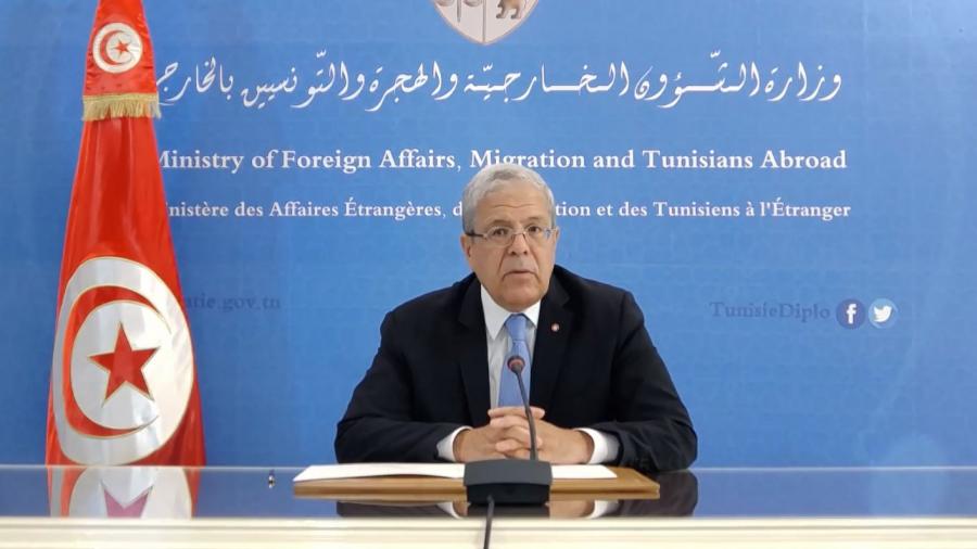 الجرندي لمجلس حقوق الإنسان الأممي:الديمقراطية في تونس خيار لا رجعة فيه