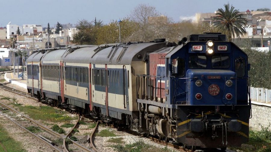 أسباب توقّف رحلات القطار الرابط بين المتلوي وتوزر