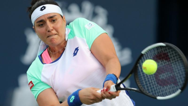 1/8e de finale Tournoi de Dubaï: Ons Jabeur éliminée par Simona Halep