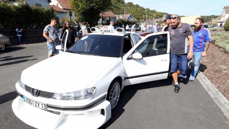 30 000 euros pour la 406 de 'Taxi 2'