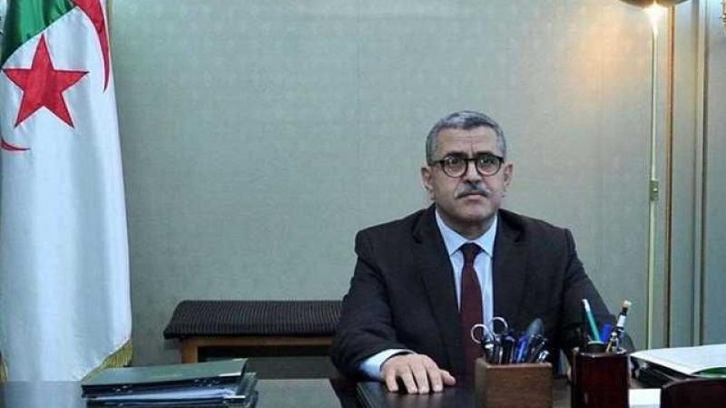 abdelaziz jerad premier ministre algérien