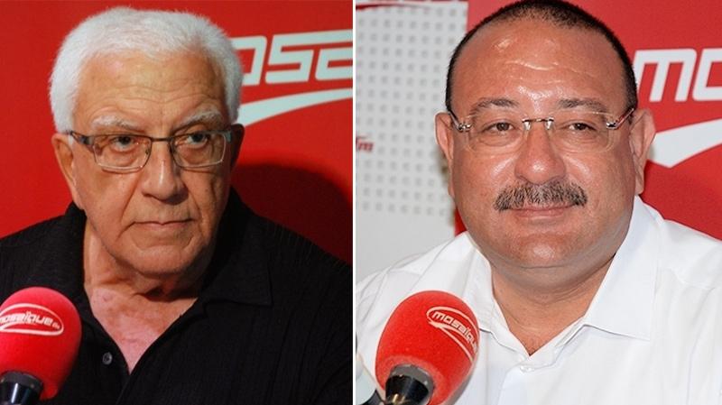 Abdelaziz Kotti et Jounaidi Abdeljawed