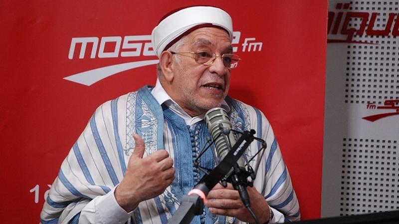 Abdelfattah Mourou dans Midi Show