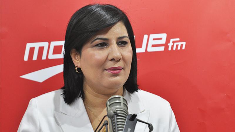 Abir Moussi:On ne participera pas à un gouvernement formé par Ennahdha