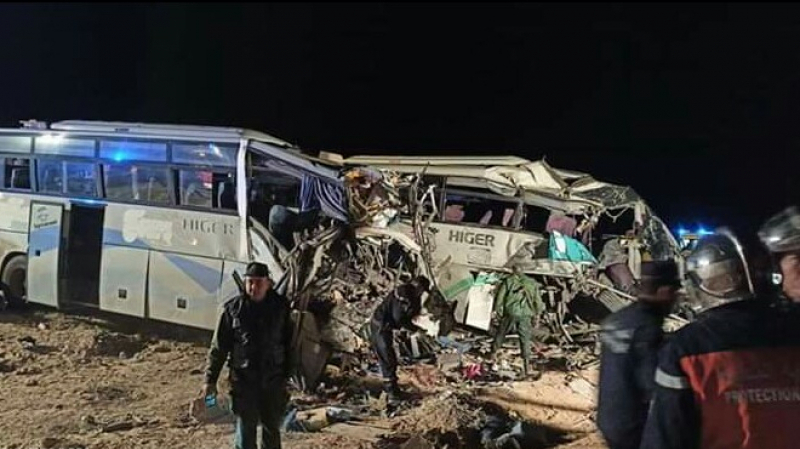 accident-bus-algérie