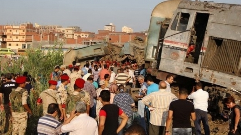 accident de train