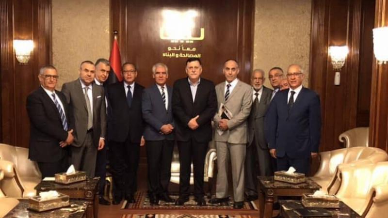 accord tuniso-libyen