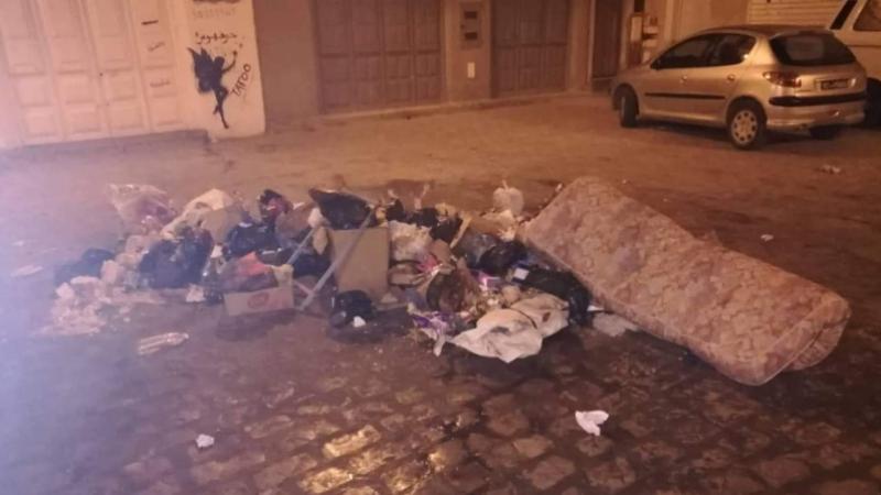 Actes de vandalisme après la campagne de propreté à Nabeul
