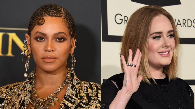 Adele et Beyoncé dans un titre de OneRepublic