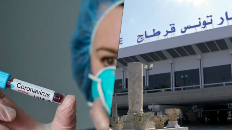 aéroport coronavirus