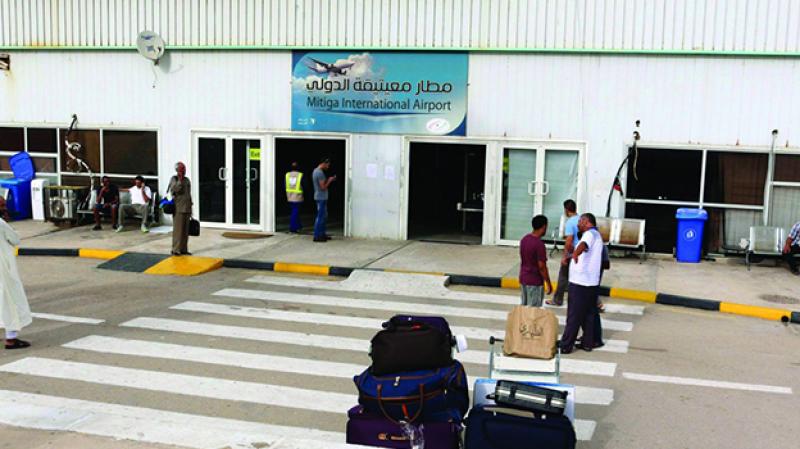 aéroport de Mitiga