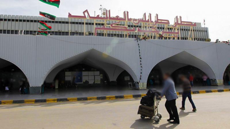 aéroport de Tripoli