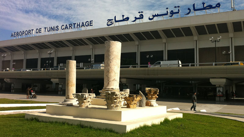 aéroport de tunis carthage