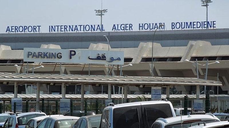 aéroport Houari Boumédiène